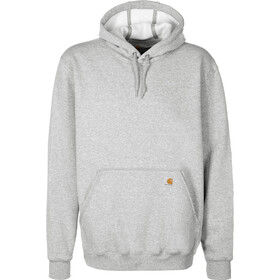 Carhartt Midweight Sleeve Logo Hoody Men heather grey